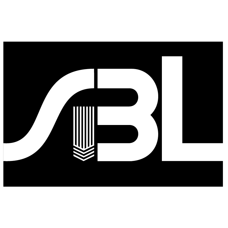 SBL Bank vector logo