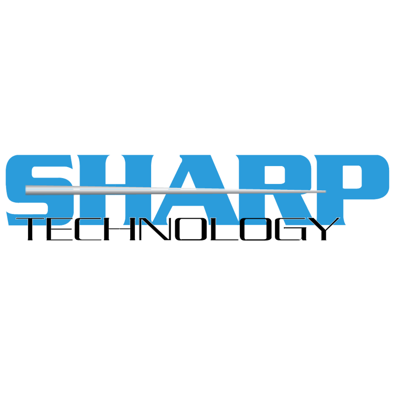 Sharp Technology vector