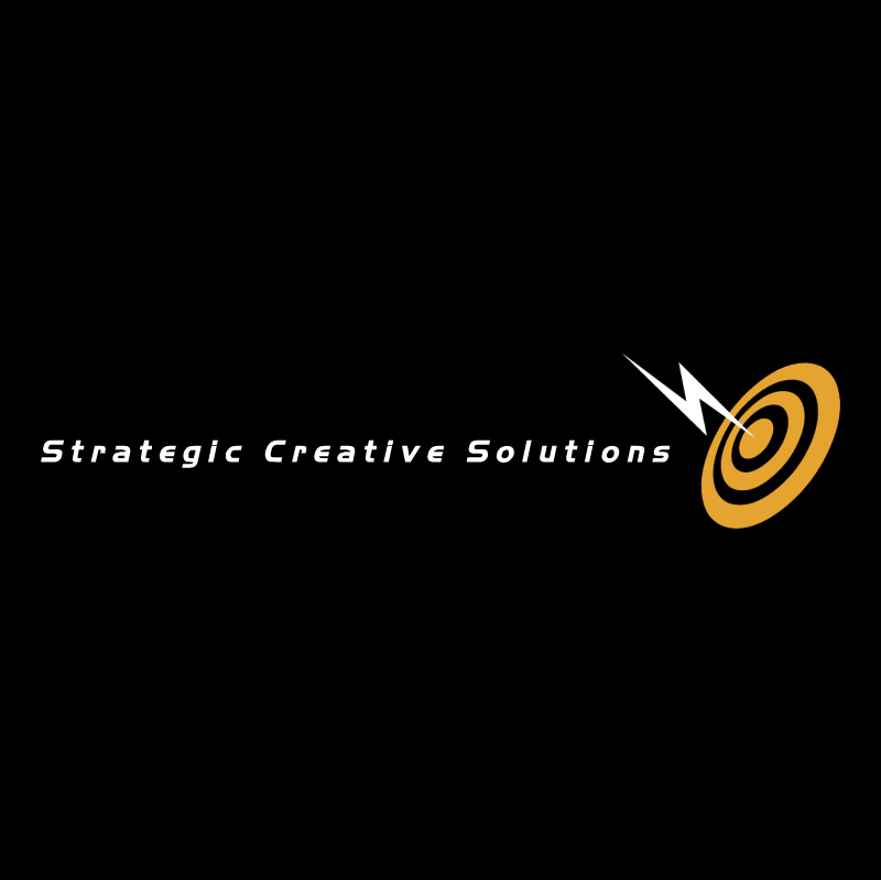 Strategic Creative Solutins vector
