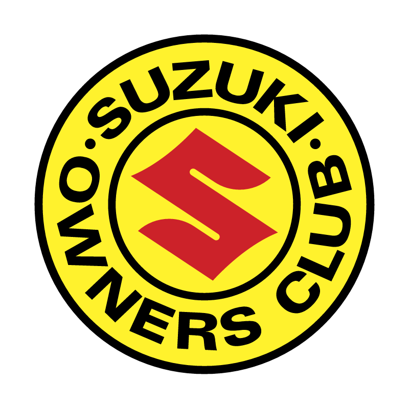 Suzuki Owners Club vector