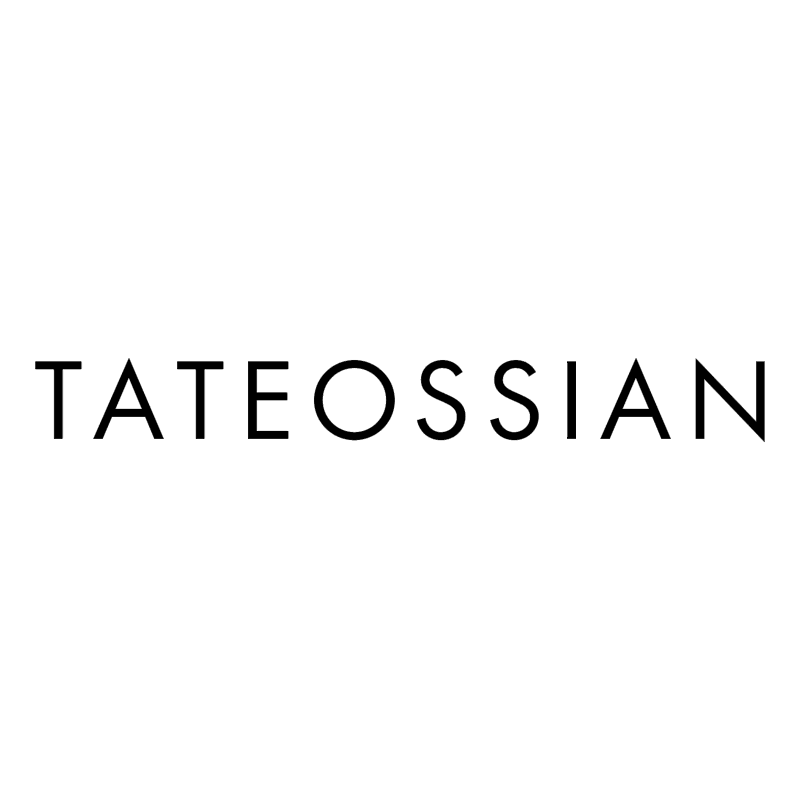 Tateossian vector logo