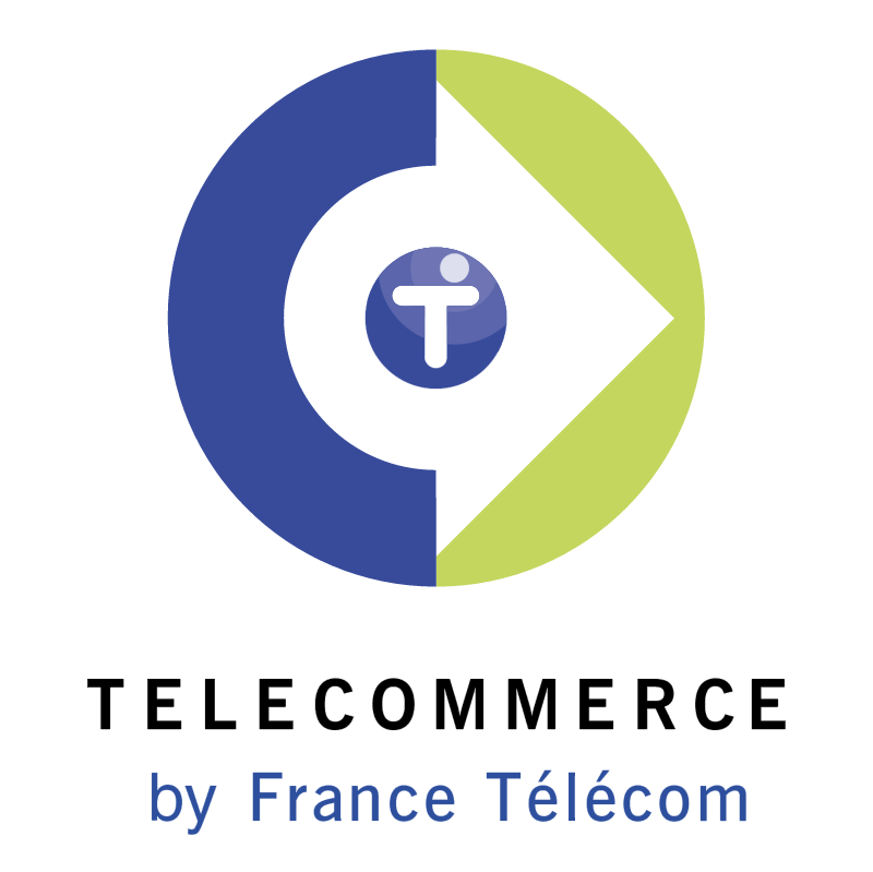 Telecommerce vector