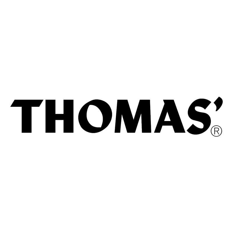 Thomas' vector logo