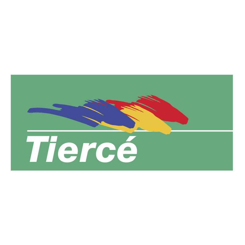 Tierce vector logo