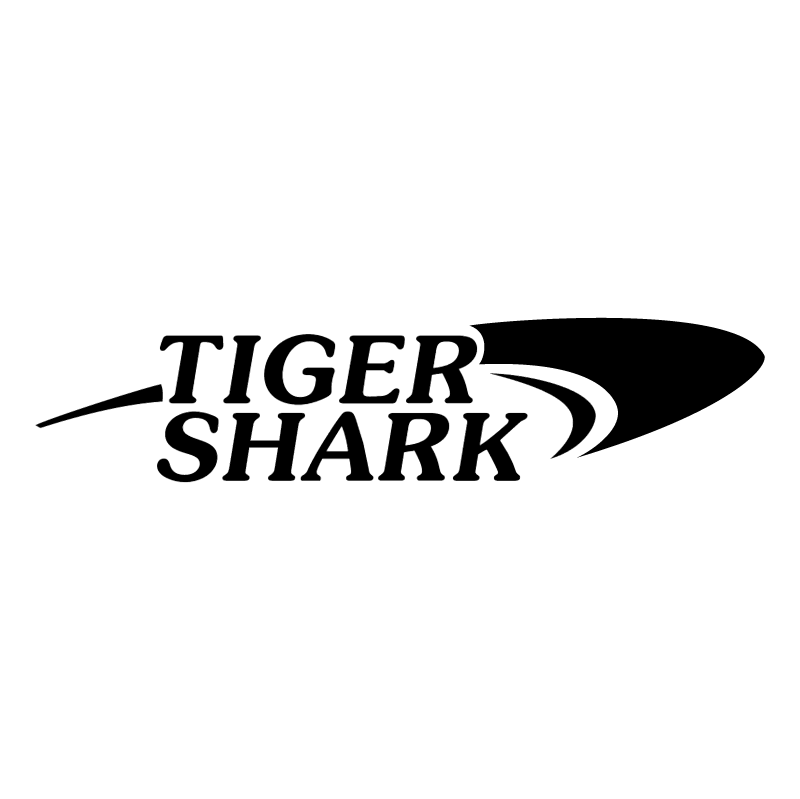 Tiger Shark vector logo