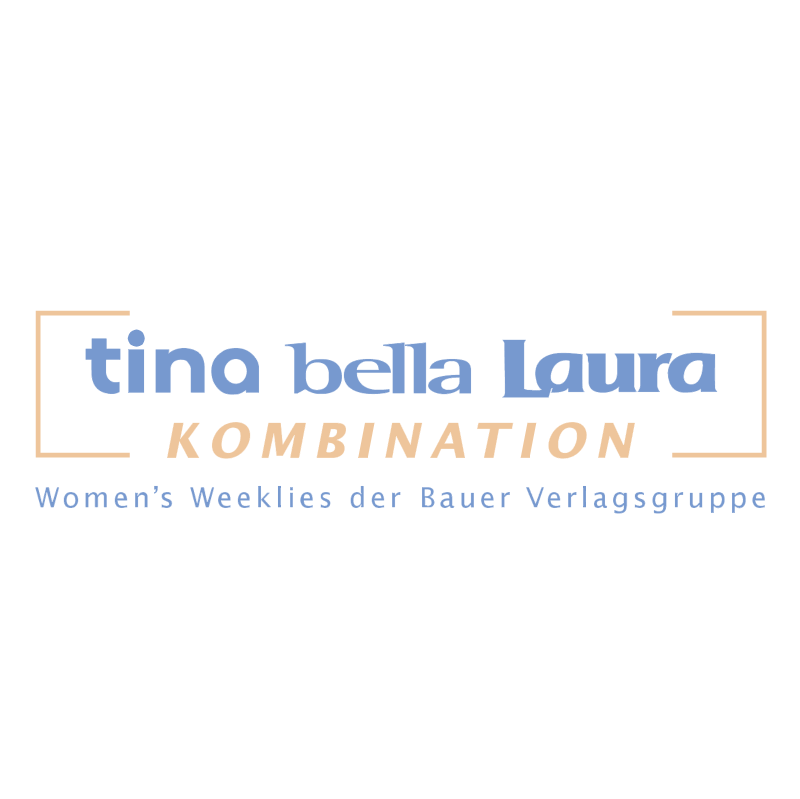 Tina Bella Laura Kombination vector