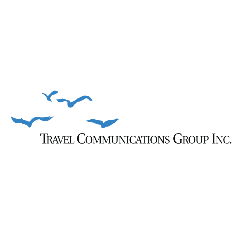 Travel Communications Group vector