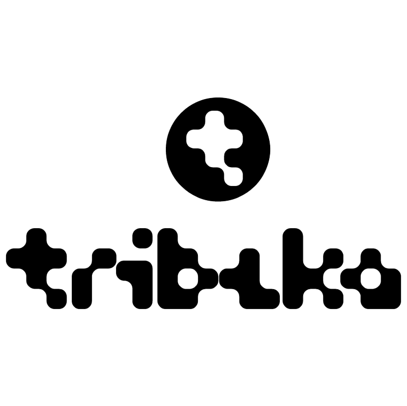 Tribeka vector logo
