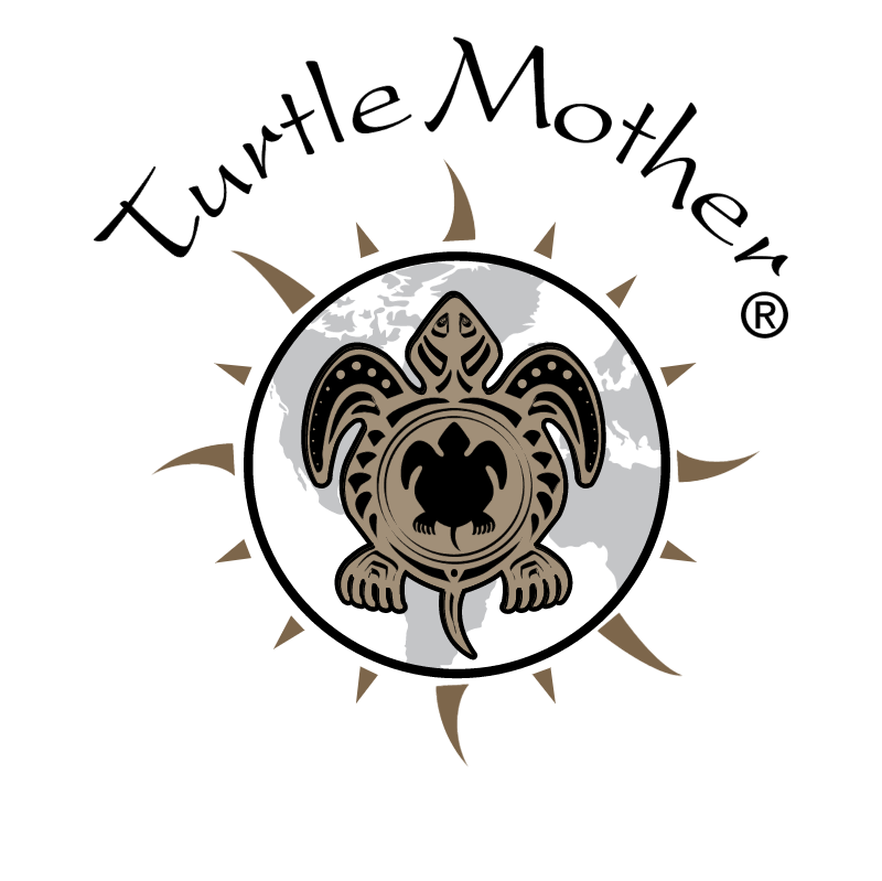 Turtle Mother vector logo