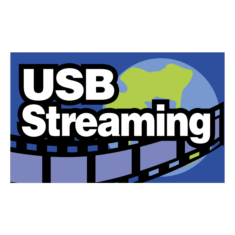USB Streaming vector