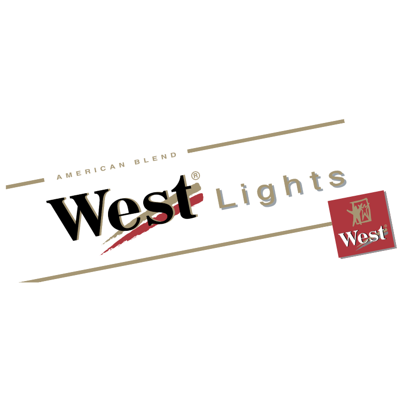 West Lights vector