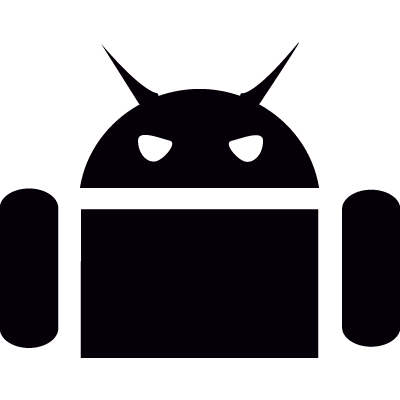 Mad Android logo