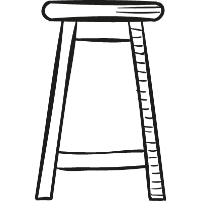 Big Stool logo