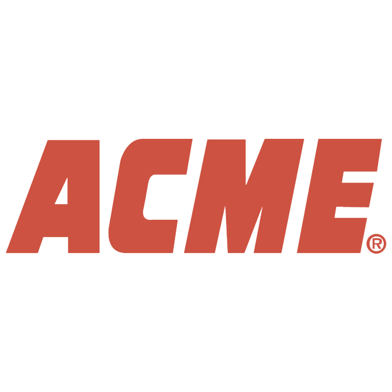 Acme vector logo