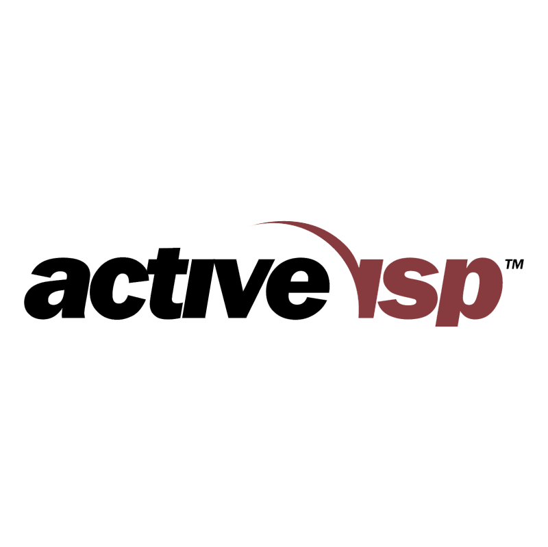 Active ISP vector logo