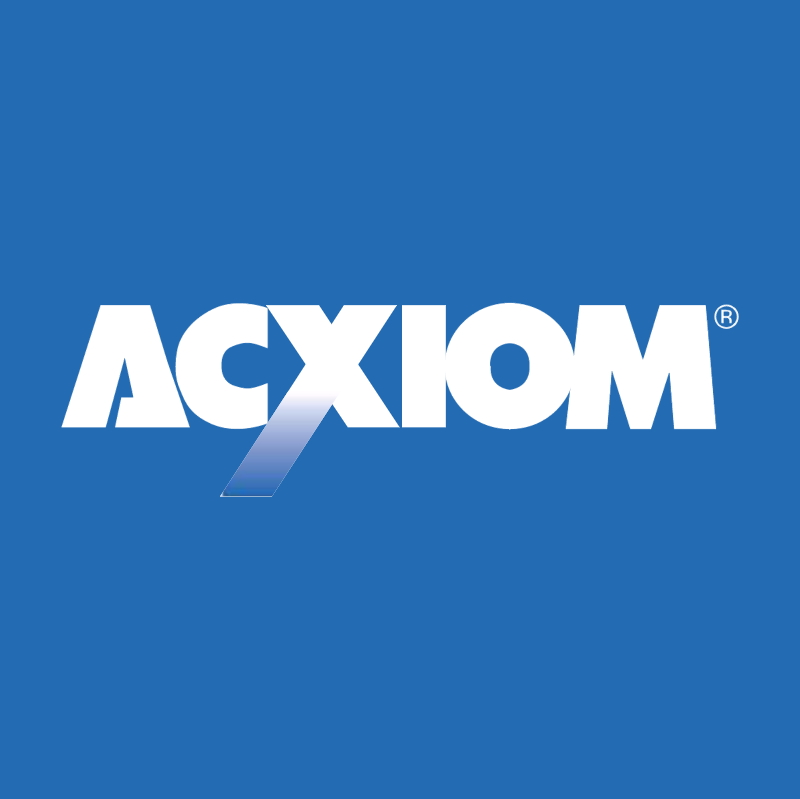 Acxiom vector logo