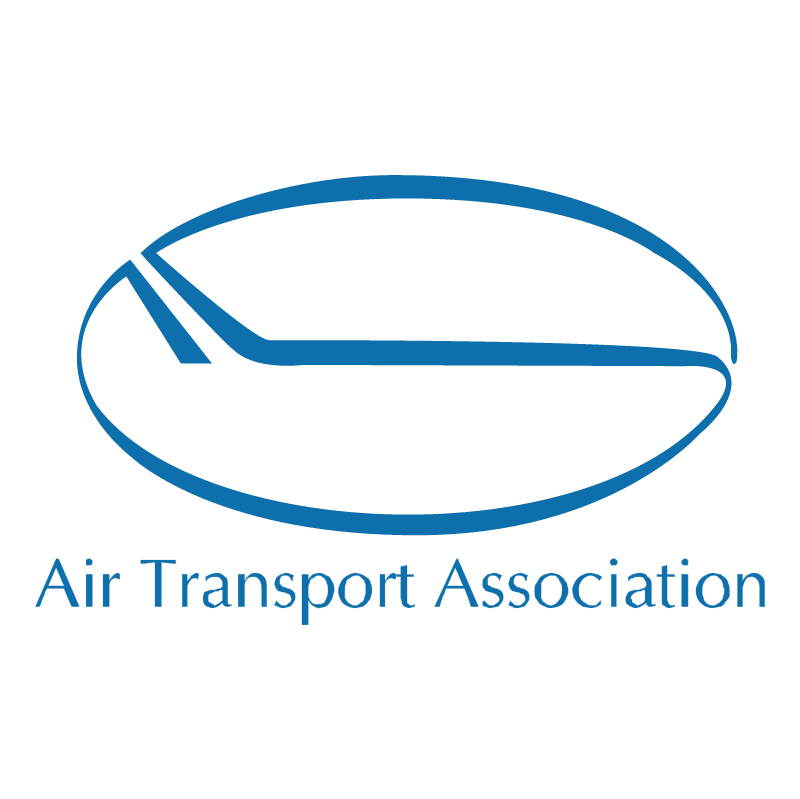 Air Transport Association 53140 vector
