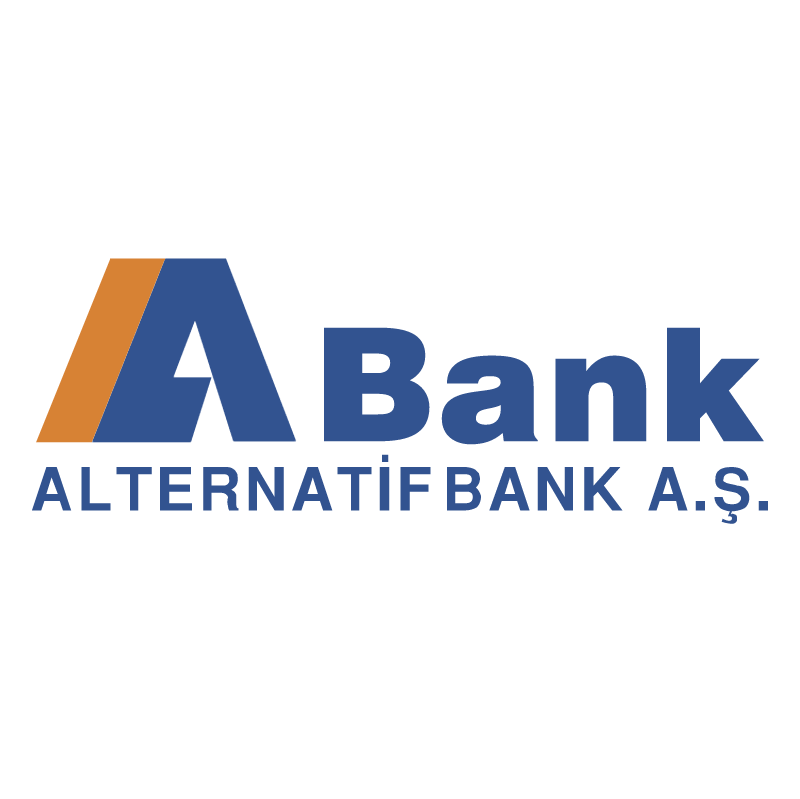 Alternatif Bank vector