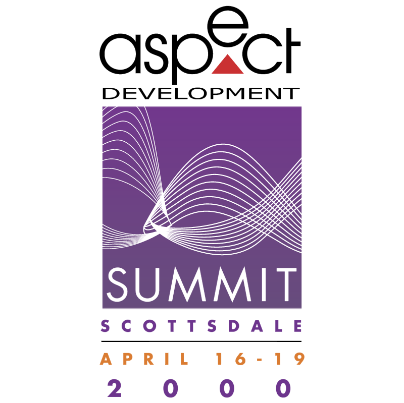 Aspect Summit 2000 10876 vector
