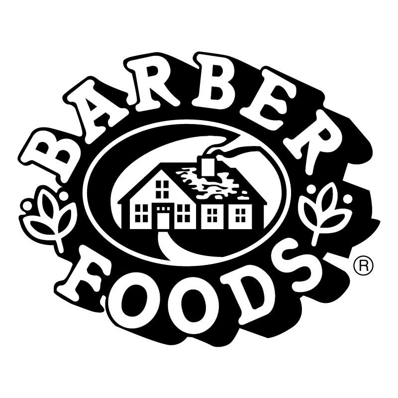 Barber Foods vector logo