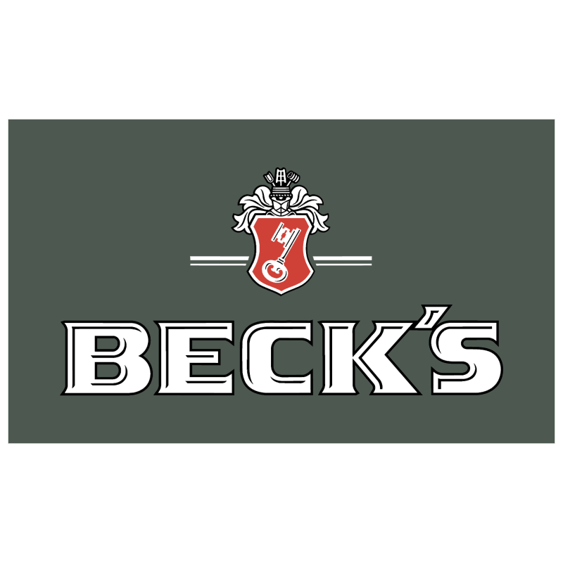 Beck's vector logo