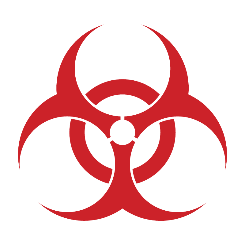 BioHazard 53367 vector