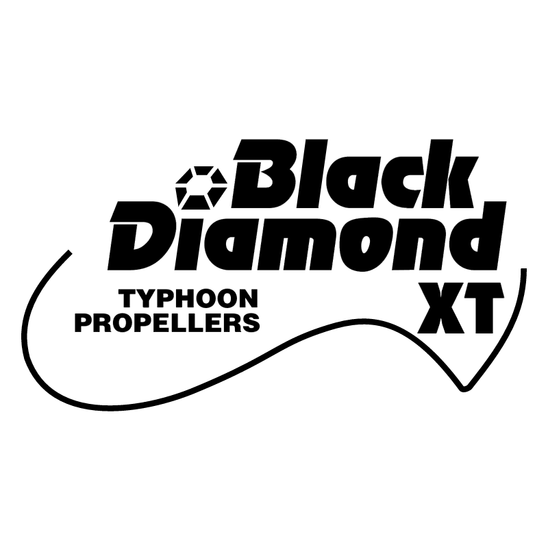Black Diamond XT 65751 vector