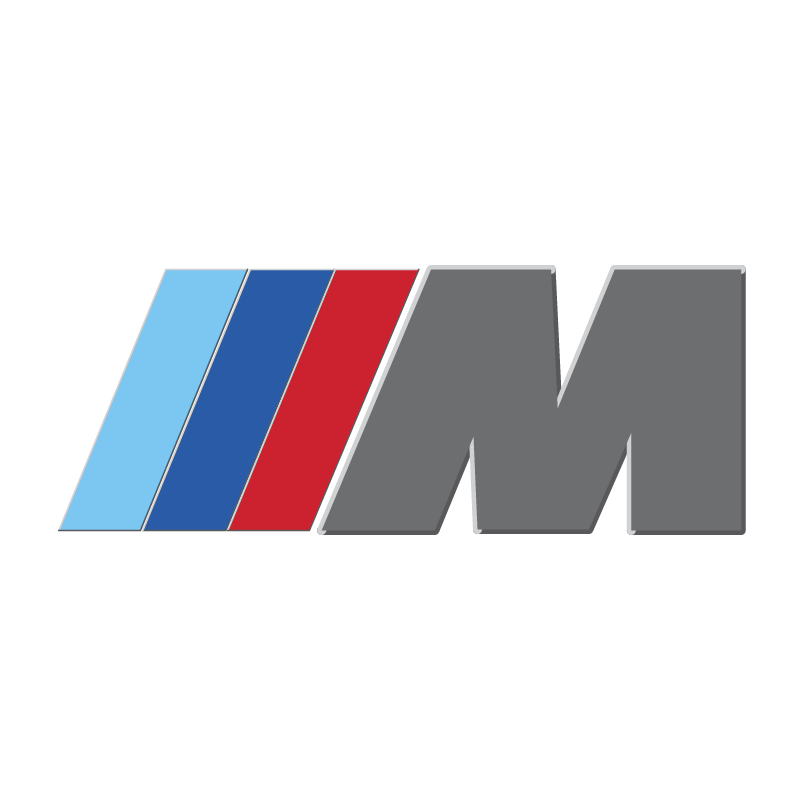 BMW M Series vector logo