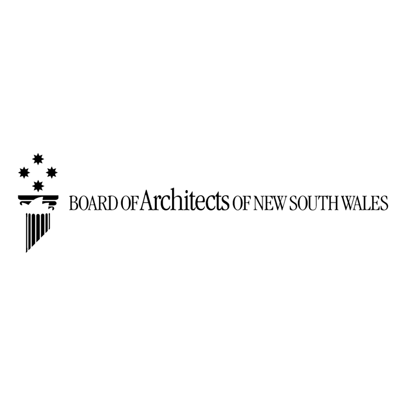 Board of Architects vector logo