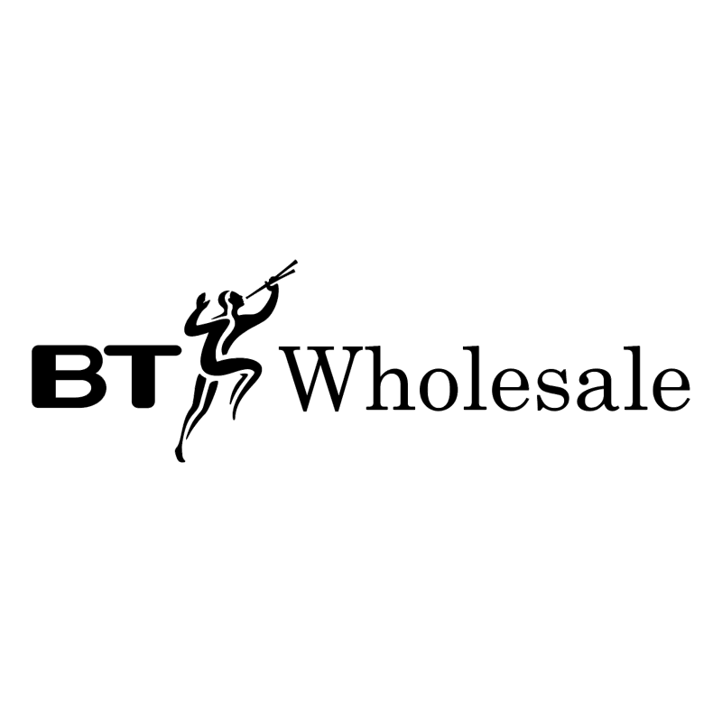 BT Wholesale vector logo