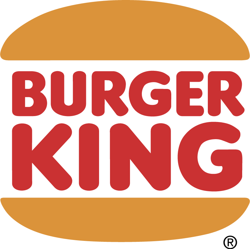 Burger KING logo logo