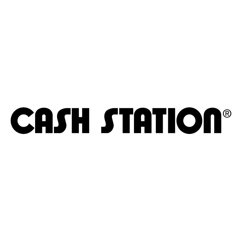 Cash Station vector