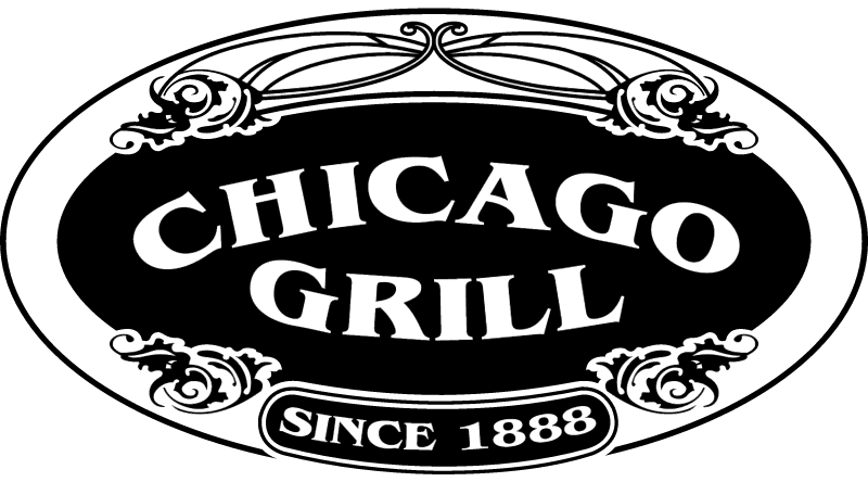 Chicago Grill vector