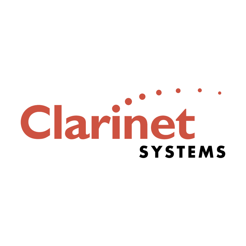 Clarinet Systems vector