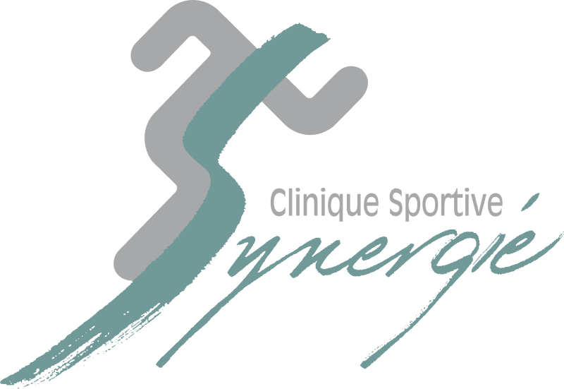 Clinique sportive Synergie vector