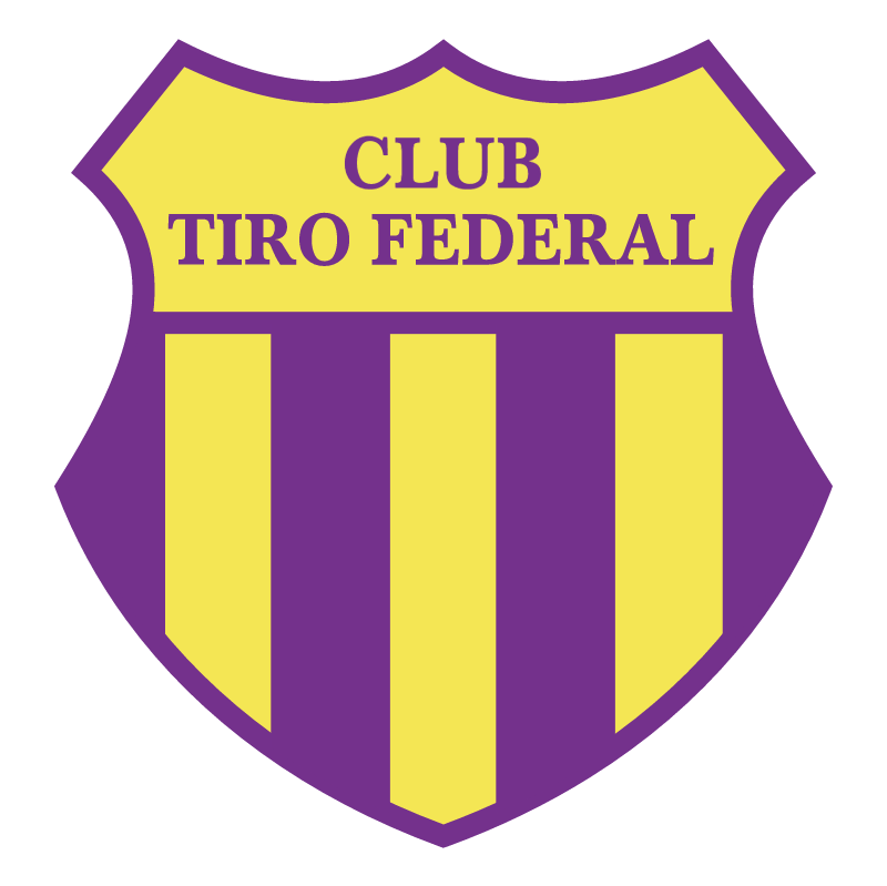 Club Tiro Federal de Bahia Blanca vector logo