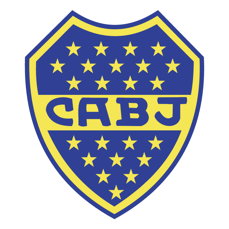 Clube Atletico Boca Juniors de Viamao RS vector