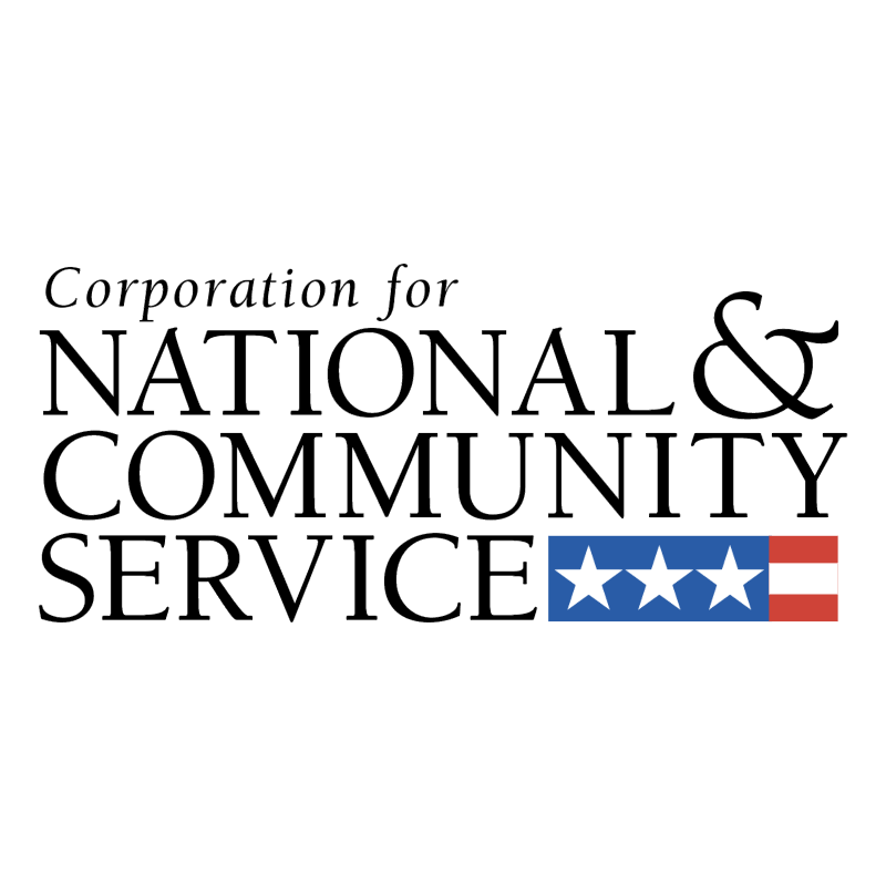 Corporation for National and Community Service vector logo