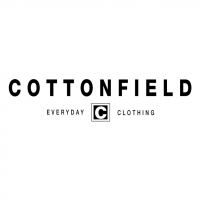 Cottonfield vector