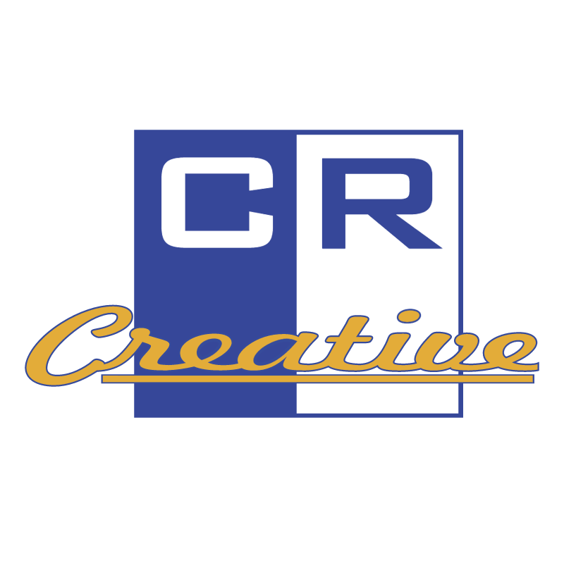CR Creative vector