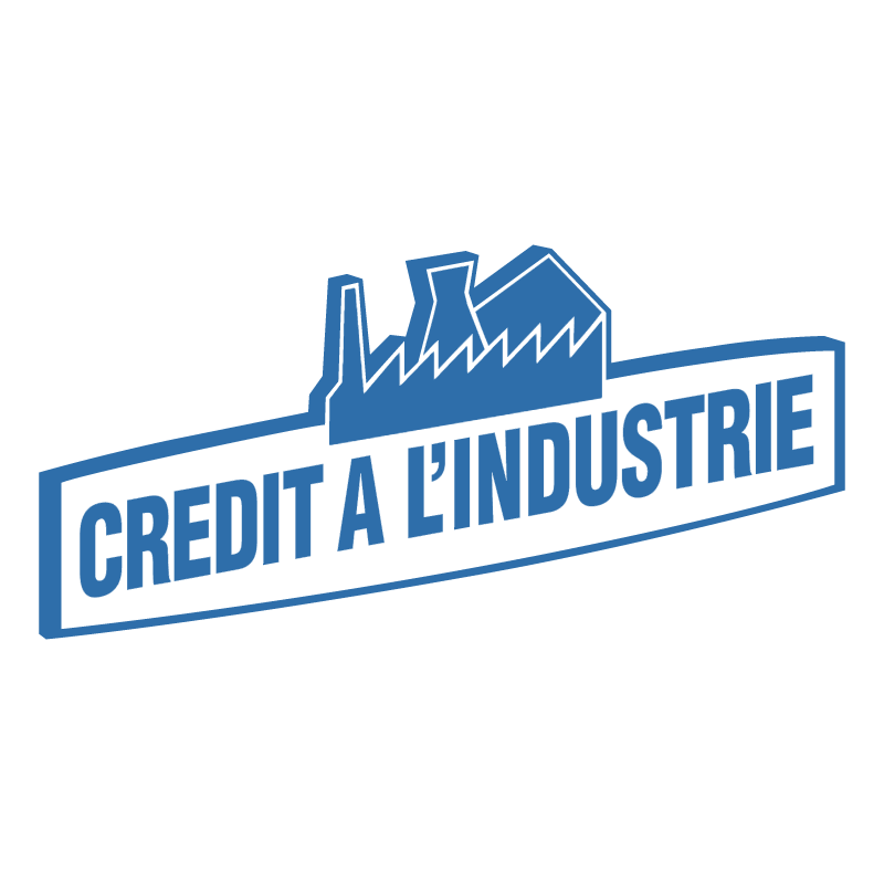 Credit a L'Industrie vector