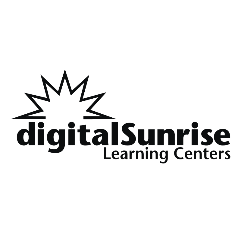 digitalSunrise vector logo