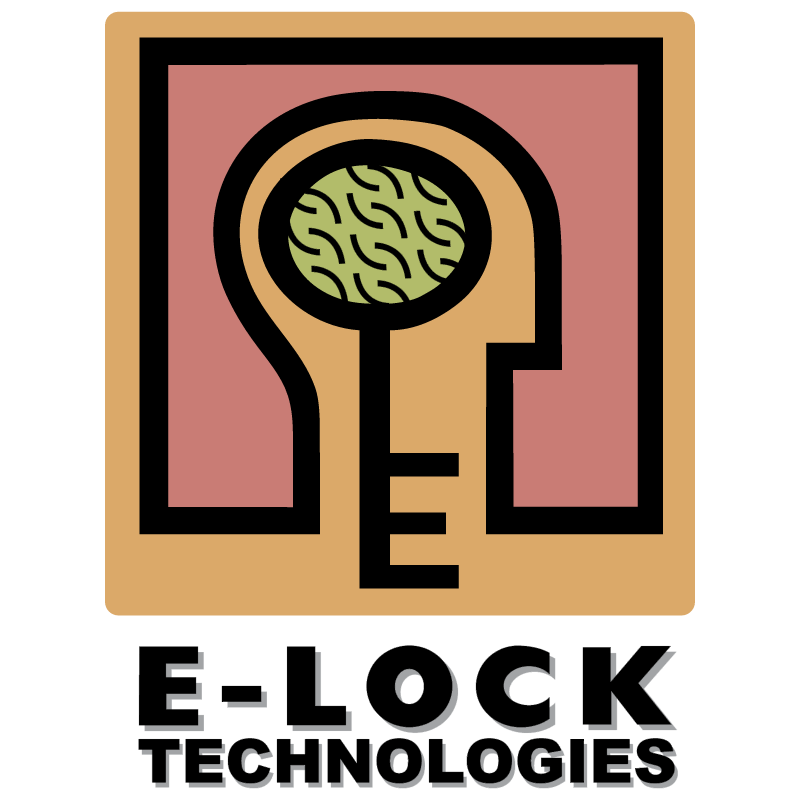 E Lock Technologies vector