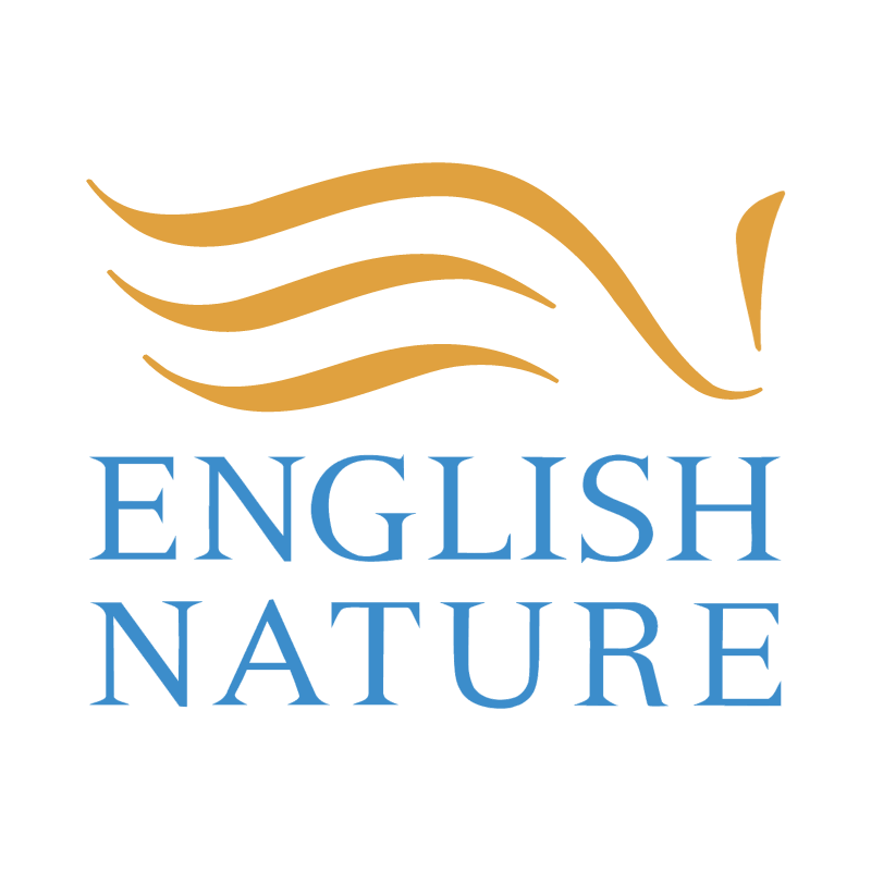 English Nature vector logo