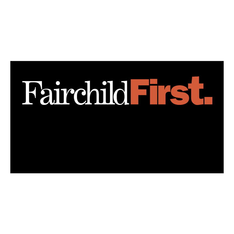 Fairchild First logo