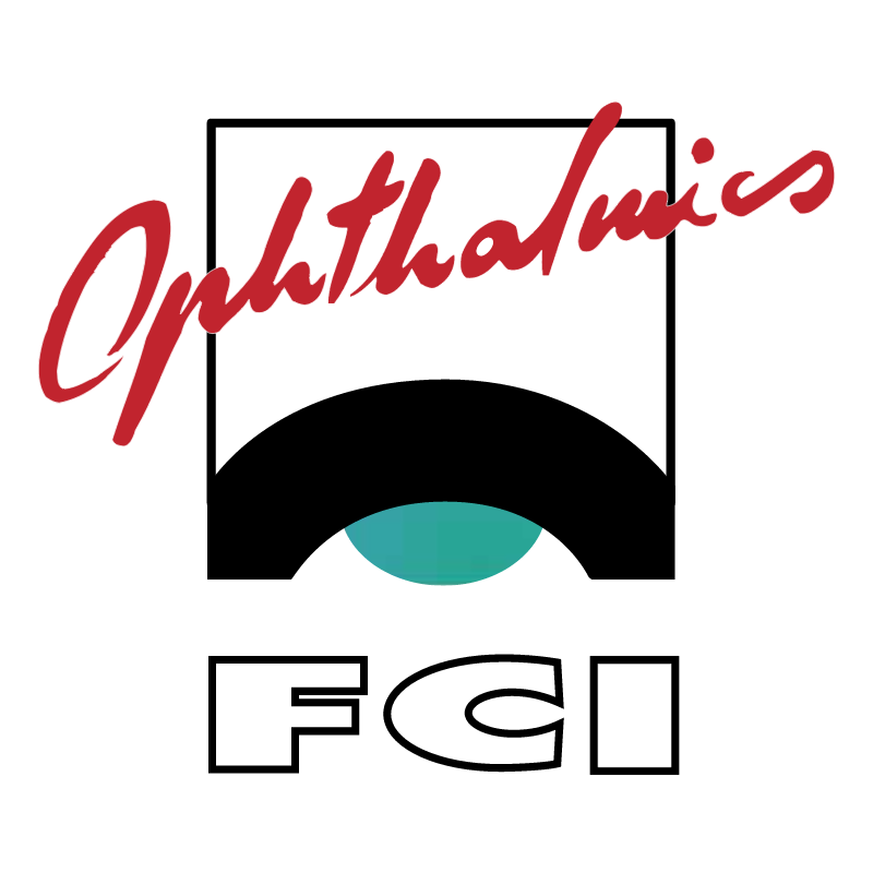 FCI Ophthalmics vector logo