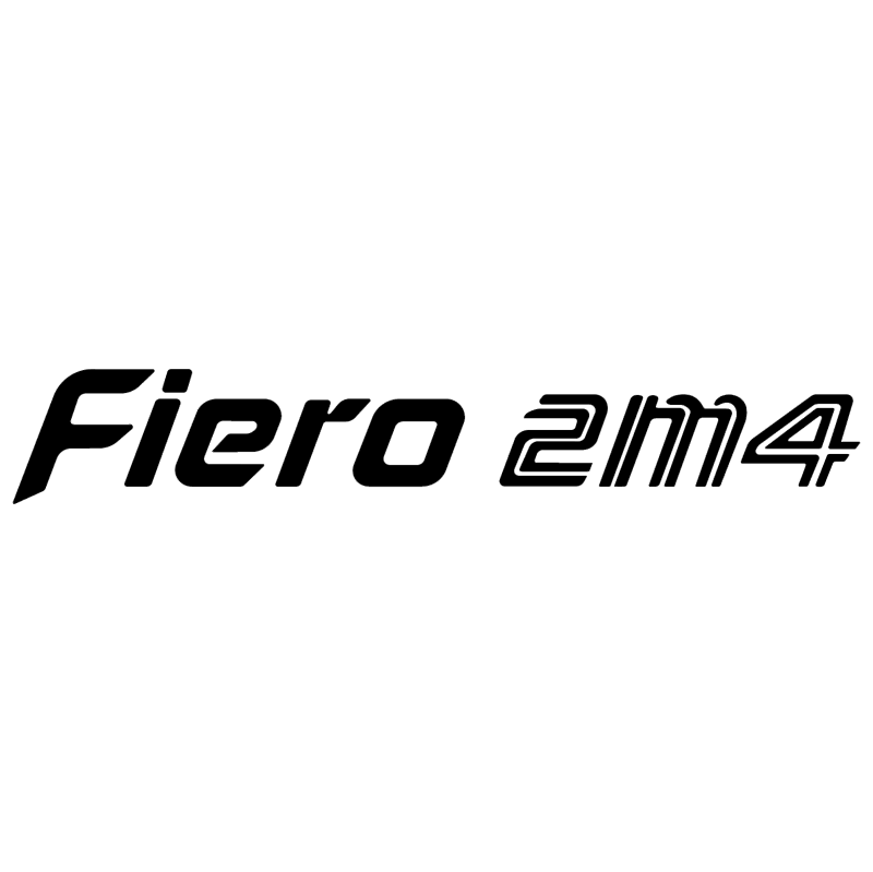 Fiero vector logo