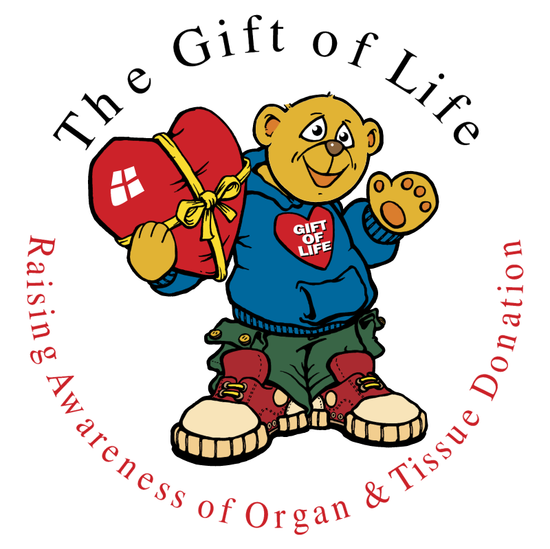 Gift Of Life vector logo