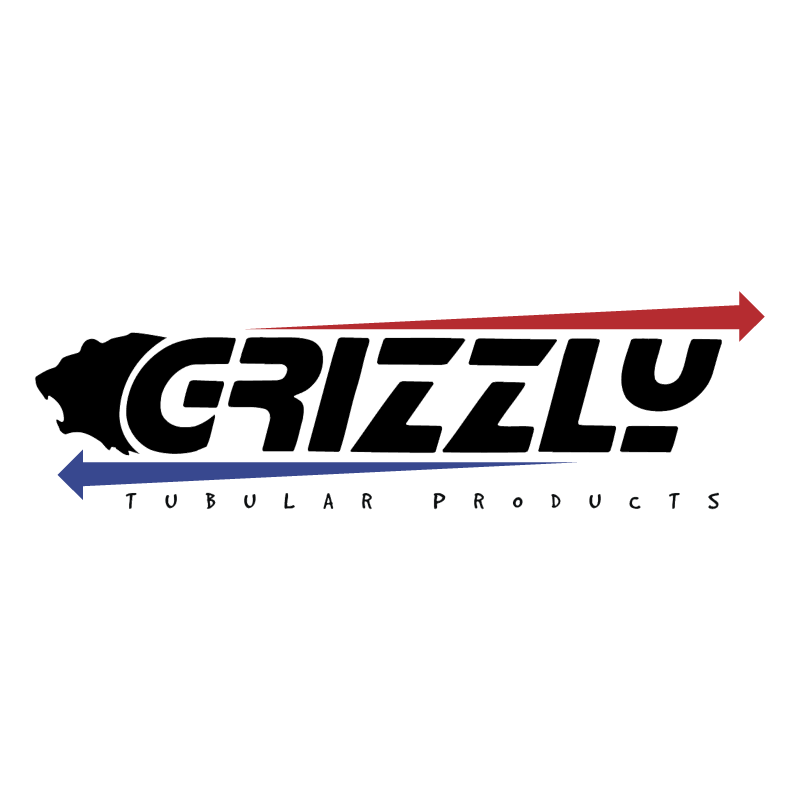 Grizzly vector logo