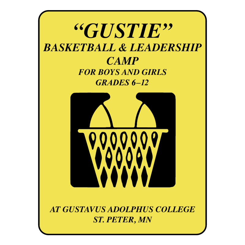 Gustie Camp logo